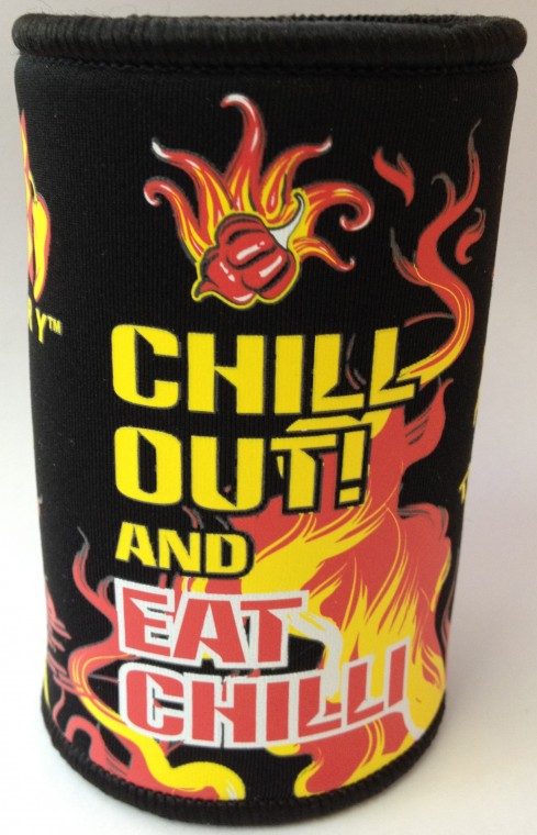 Stubby Holder Chilli Factory