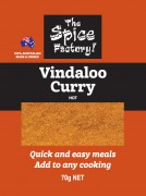 Vindaloo Curry Hot Curry
