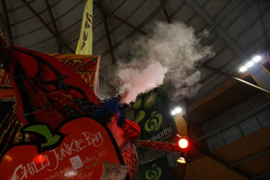 The Chilli Factory Smoking Dragons